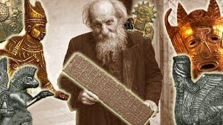 Die Verbotene Geschichte Der Menschheit # 2 - Die ARTEFAKTE Von PATER CRESPI