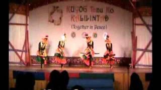 Pakaradyan Dance (Sagayan)