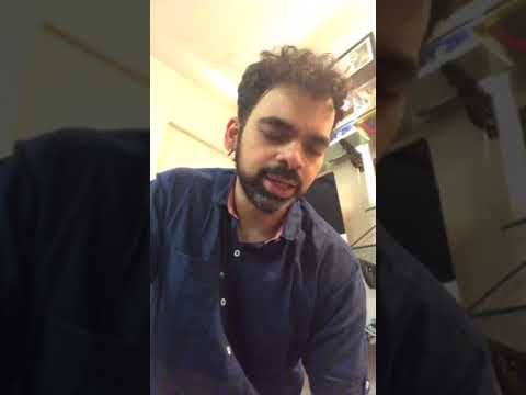 Sundar Te Dhyan Ubhe Vitevari - Rahul Deshpande - FB live