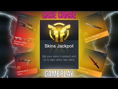 Case Chase - Эпичная игра в Джекпот