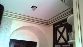 Обзор . Кухня Классика Convivio из дерева . Столешница и мойка из камня .(, 2014-10-25T18:39:04.000Z)