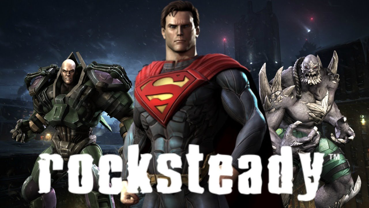 justice games The storyline is set within an alternate version of the justice league's universe  awards injustice: gods among us won game, franchise fighting.