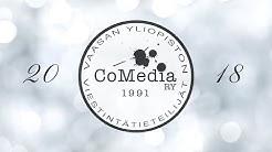 CoMedia ry 27 vuotta: cocktail-tilaisuus