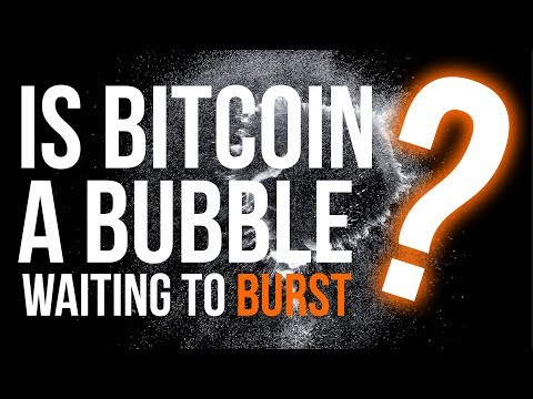 Is Bitcoin A Bubble Waiting To Burst?