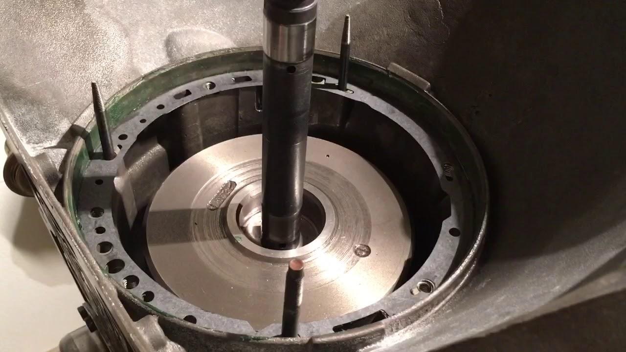 diy th400 pump installation youtube rh youtube com