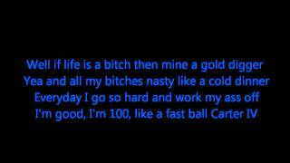 MegaMan - Lil Wayne (Tha Carter IV) (LYRICS INCLUDED) 1080p