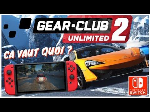 Gear 2 Sur SwitchEnfin Club VoituresCa Vaut Unlimited Quoi Des 4jAL35R