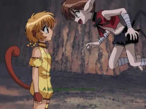 Tokyo Mew Mew Pudding And Taruto Best Friends Youtube