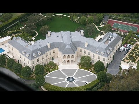 Top 10 Largest Mansions in the World