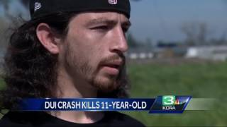 11-year-old boy killed in Modesto DUI crash