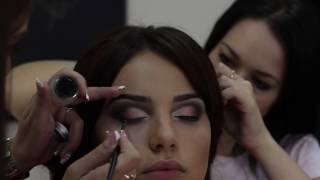 Техника 3D макияжа. Визажист Татьяна Халло(, 2016-08-06T08:25:50.000Z)