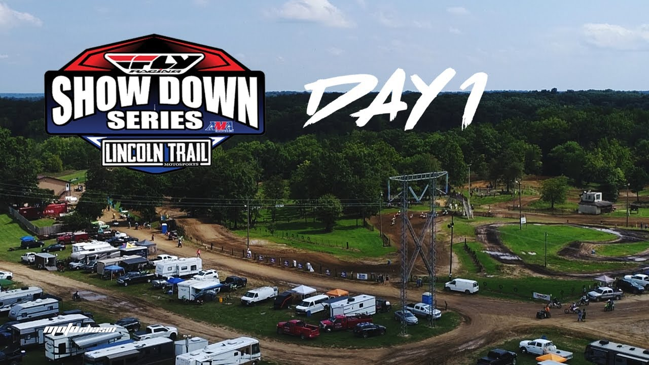 RAW: Lincoln Trail MX 2019 Showdown Series Rd. 7- Day 1-MotoChasin
