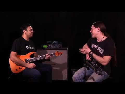 Samuli Federley - Misha Mansoor interview pt3, gear & sound