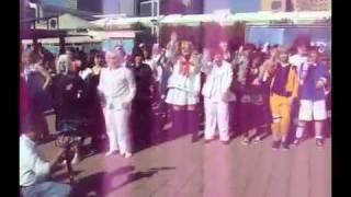 Cosplay-Flashmob Caramelldansen + Makarena [FBM