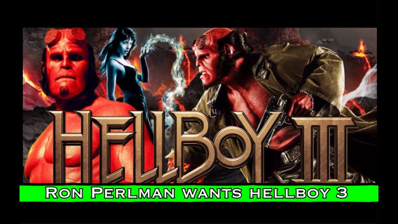 hellboy 3 movie wwwimgkidcom the image kid has it