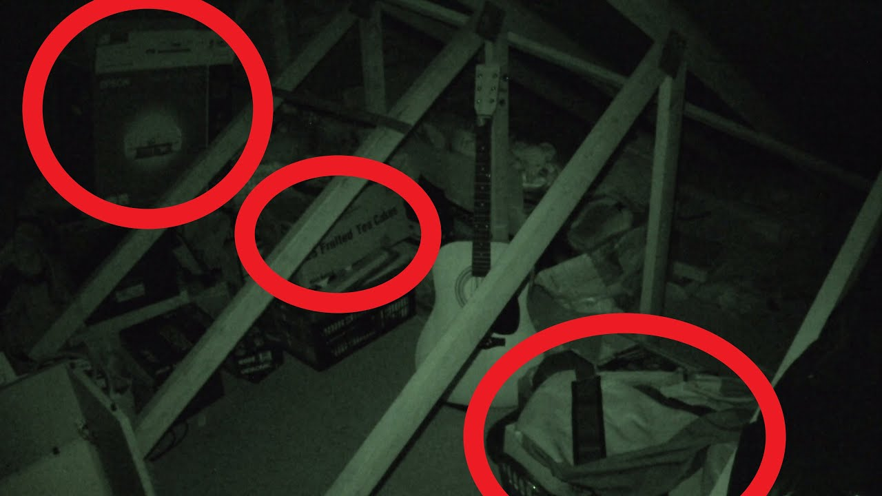 Demon Throwing Objects In My Attic Real Paranormal