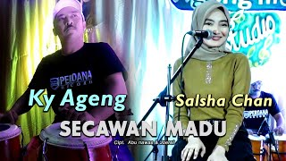 Secawan Madu - Salsha Chan (Official Music Video)