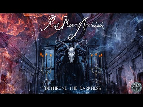 Red Moon Architect - Dethrone The Darkness (Official Track Video) Death / Doom Metal | Noble Demon