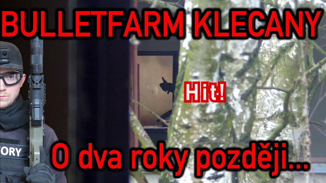 #62 - Po dvou letech v Klecanech - Bulletfarm Klecany - (SRS, HK45) - Airsoft CZ