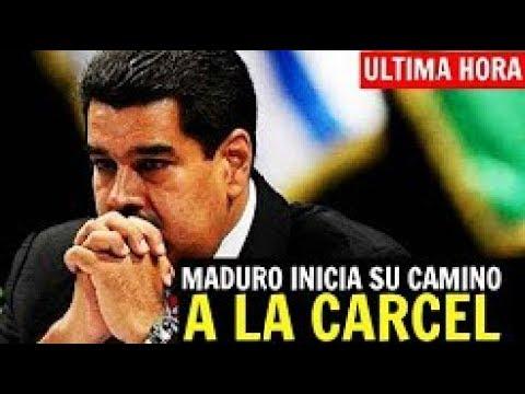 Nicolas Maduro habría sido detenido luego de su llegada a territorio Norteamericano