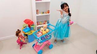 BIA LOBO / BABYALIVE / Super Mercado/ Bebes Mágicos / Magic Babies/ Child Supermarket