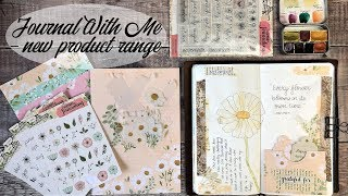 Journal With Me | New Product Launch