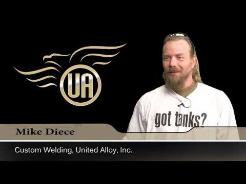 United Alloy, Inc. -  Mike Diece, Custom Welding