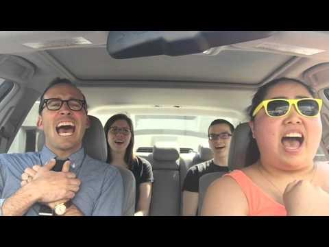 UCCOM Carpool Karaoke