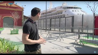 Rio Olympics 2016: USA basketball stars stay on Rio cruise ship, Patrick Dybell reports