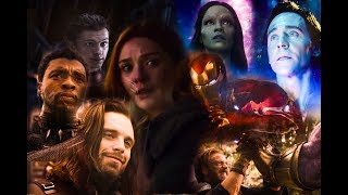 Infinity War | Ashes (SPOILERS!)