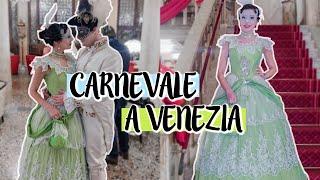 WEEKEND MAGICO AL CARNEVALE DI VENEZIA | weekly vlog 3 | Vanessa Ziletti