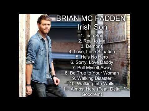 Brian McFadden Irish Son Full Album