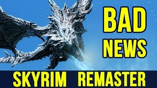 SKYRIM SPECIAL EDITION Is It Worth it? BAD NEWS (Everything You NEED To Know about Skyrim Remastered