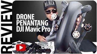 Simtoo Dragonfly Drone Lipat 4K Murah, Penantang DJI Mavic Pro??