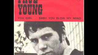 Paul Young - Baby you blow my mind (blue eyed mod soul)