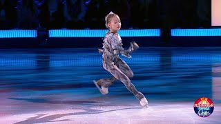 Софья Акатьева - «Secrets». Ледниковый период. Дети.(29.04.2018)