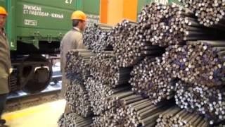 видео Завод производству строительной арматуры
