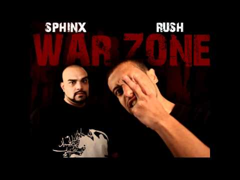 Arabian Knightz - Badwin Brovas - War Zone  Prod. Raisi K (Arab League Records)