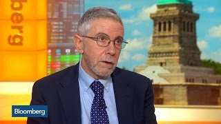 Economist Krugman Says Nafta Wasn't Great, But Not Demonic