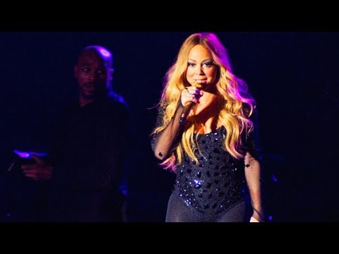 Mariah Carey - RARE Vocal MomentsTechniques During &39;The Sweet Sweet Fantasy Tour&39;