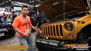 Offroad Power Products' 2014 Jeep Wrangler Jk @ Sema