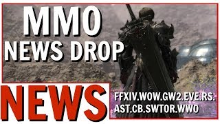 MMO News Drop: Shadowbringers Goodies, GW2, WoW Classic Stress Tests, Astellia, Scam Alert and More