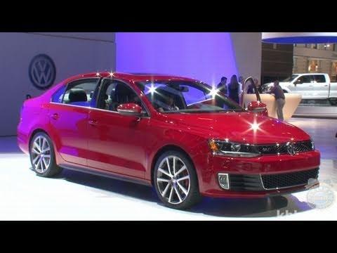 2012 Volkswagen GLI - 2011 Chicago Auto Show