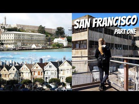 SAN FRAN VLOG | Alcatraz Island & Exploring SF