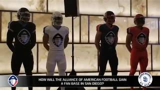 Should San Diego feel compelled to root for AAF team?
