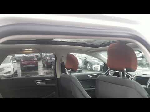 2018 Ford Edge SEL - Kamloops Ford Lincoln