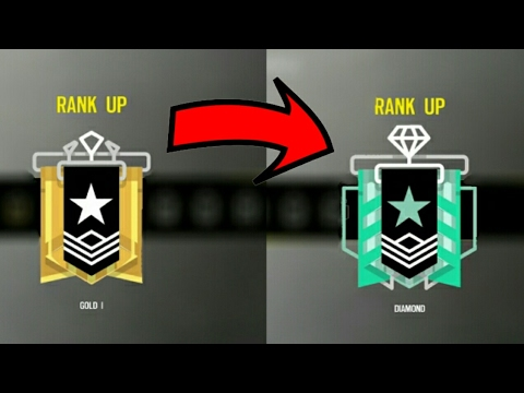 Road to Diamond: Xbox Diamond - Ranked Highlights - Operation Health - Rainbow Six Siege Gameplay