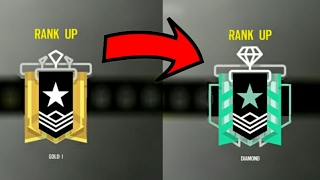 Road to Diamond: Xbox Diamond - Ranked Highlights - Operation Health - Rainbow Six Siege Gameplay
