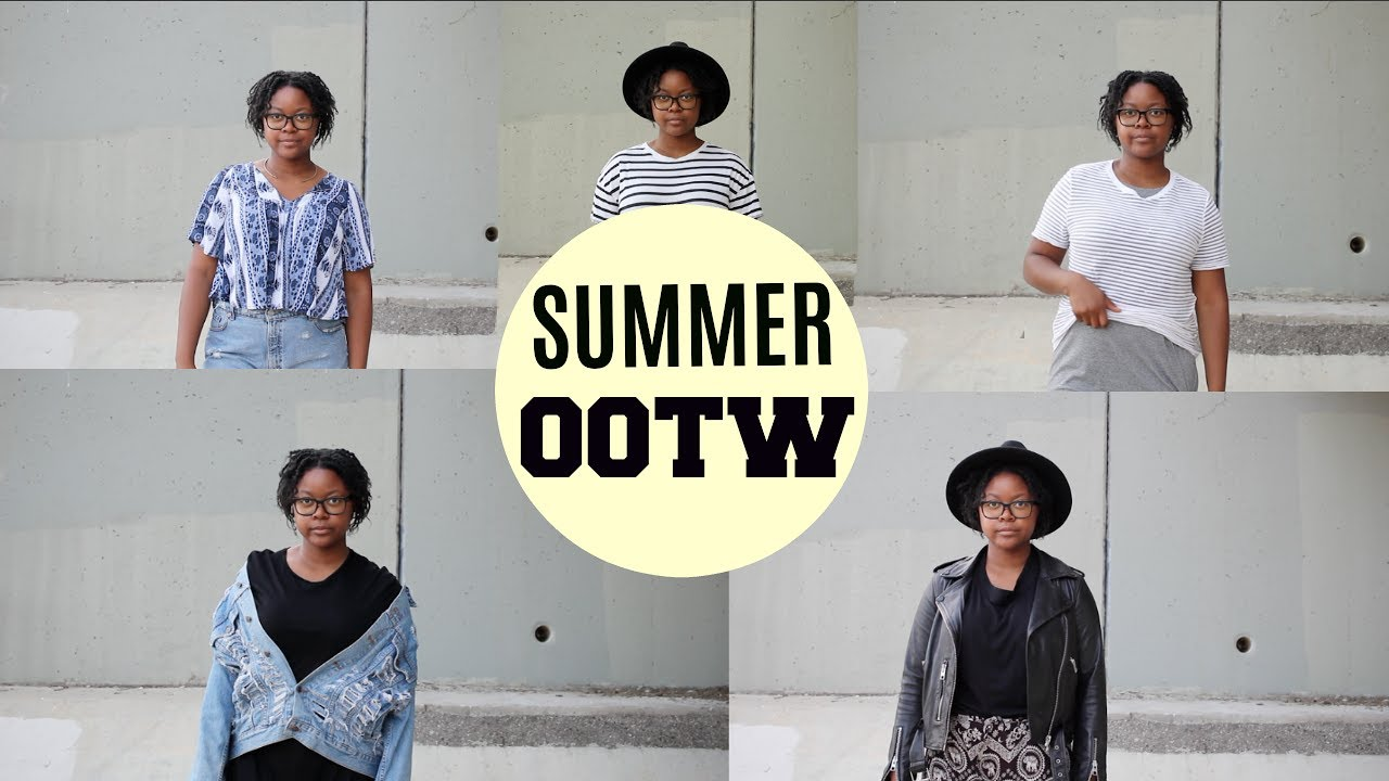 [VIDEO] – OOTW: Summer Outfit Ideas 2017 | Crave Closet Division