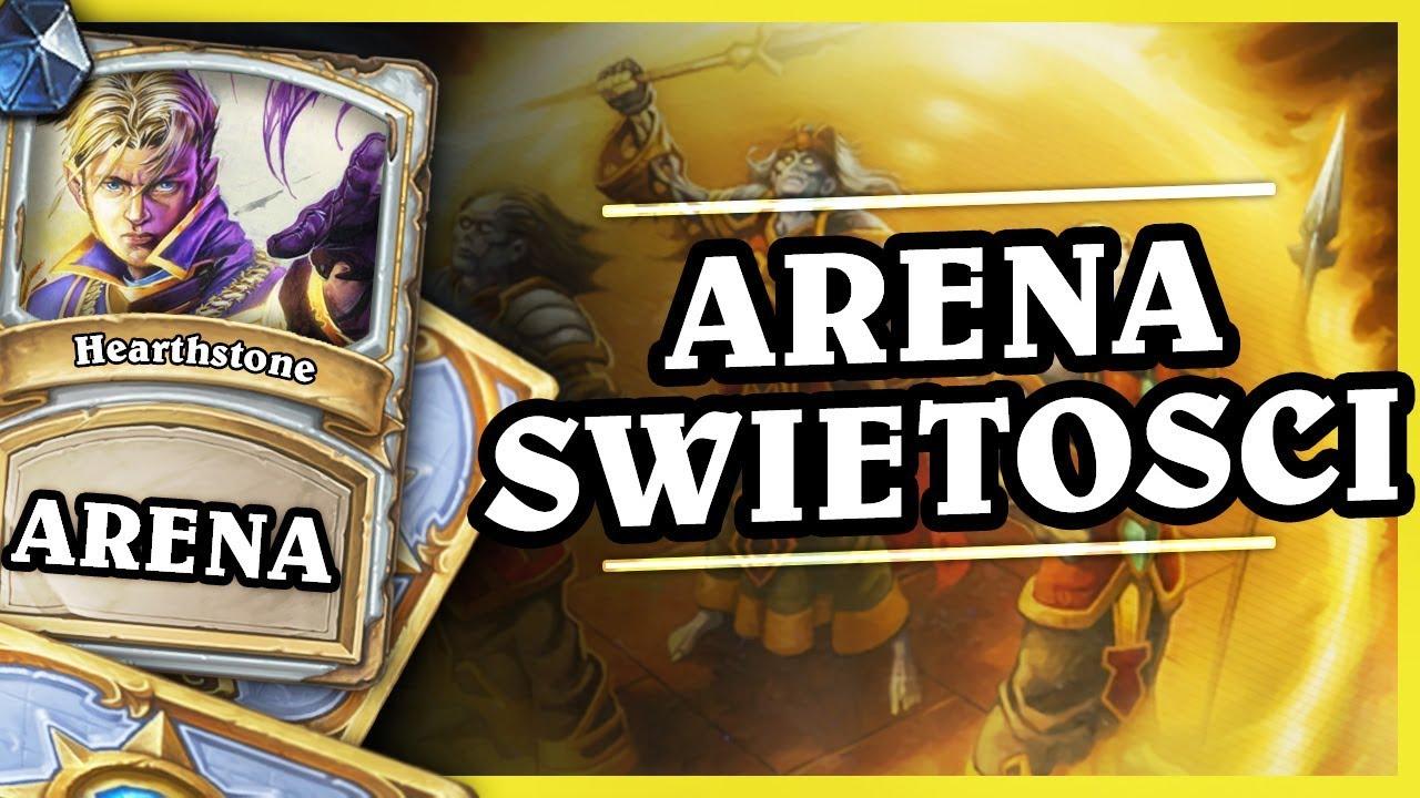 ARENA ŚWIĘTOŚCI – PRIEST – Hearthstone Arena